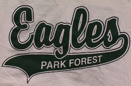 Park Forest Eagles Logo